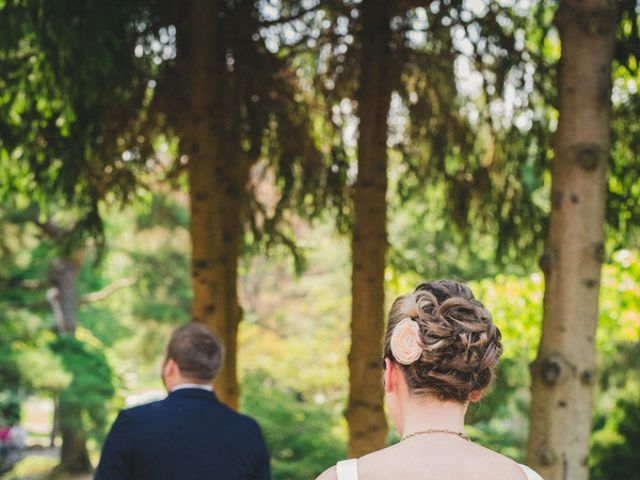 Allison and Patrick's Wedding in Tacoma, Washington 8