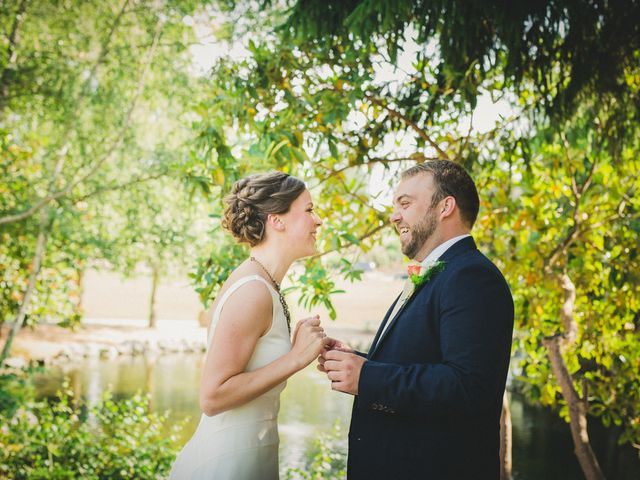 Allison and Patrick's Wedding in Tacoma, Washington 9