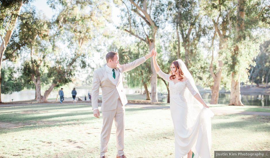 Rudy and Kayla's Wedding in Orange, California