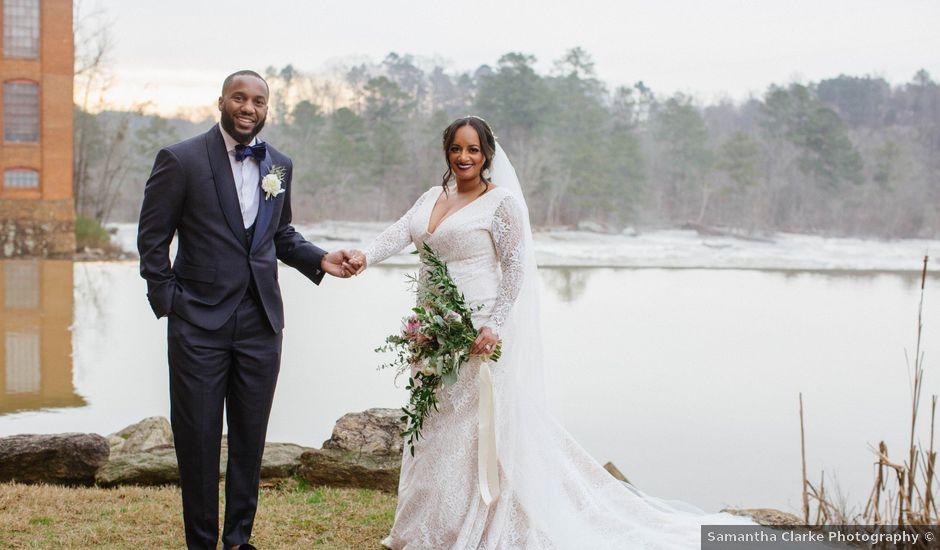 Ben and Cara's Wedding in Atlanta, Georgia