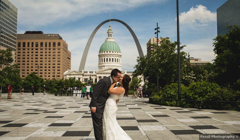 Matt and Katrina's Wedding in Saint Louis, Missouri