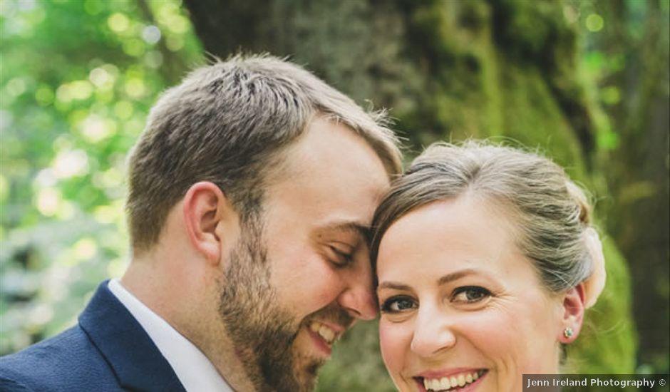 Allison and Patrick's Wedding in Tacoma, Washington