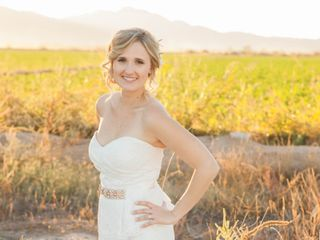 Amber and Kevin's Wedding in Laveen, Arizona 6