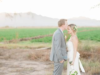 Amber and Kevin's Wedding in Laveen, Arizona 19