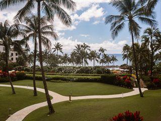 Jordan and Kathleen's Wedding in Lahaina, Hawaii 3