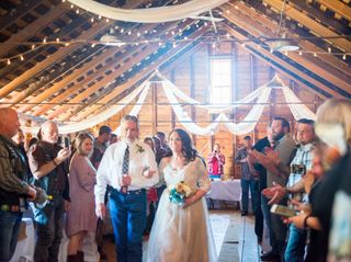The wedding of Shanna and Jimmy 1