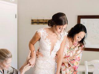 The wedding of Niki and Mike 1