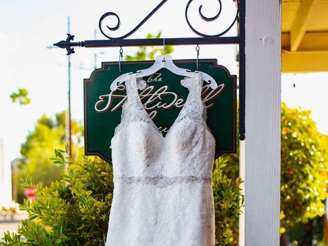 Emily and Jason's Wedding in Tucson, Arizona 3