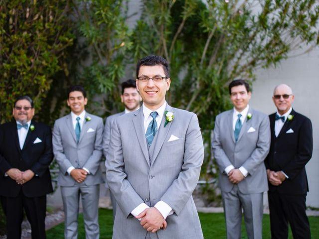 Emily and Jason's Wedding in Tucson, Arizona 5