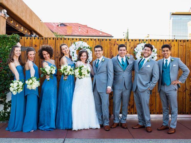 Emily and Jason's Wedding in Tucson, Arizona 14