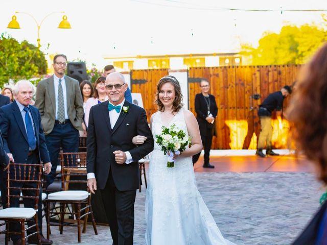 Emily and Jason's Wedding in Tucson, Arizona 16
