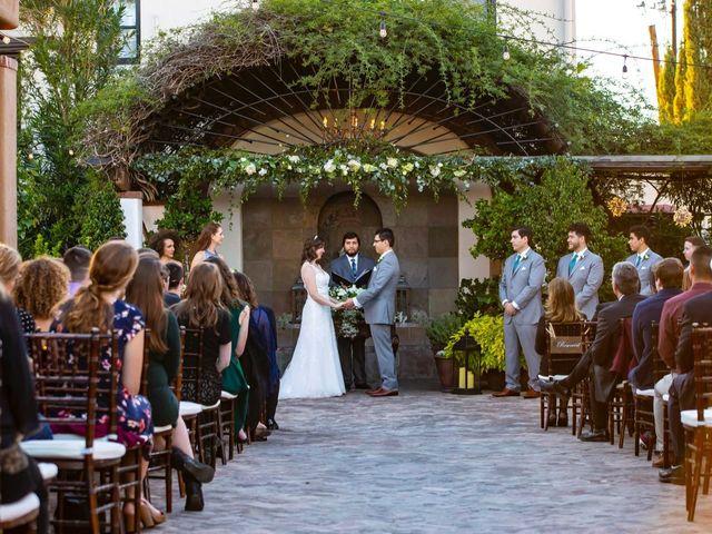 Emily and Jason's Wedding in Tucson, Arizona 18
