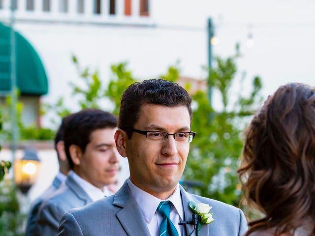 Emily and Jason's Wedding in Tucson, Arizona 19