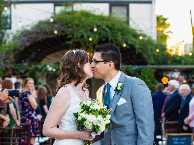 Emily and Jason's Wedding in Tucson, Arizona 22