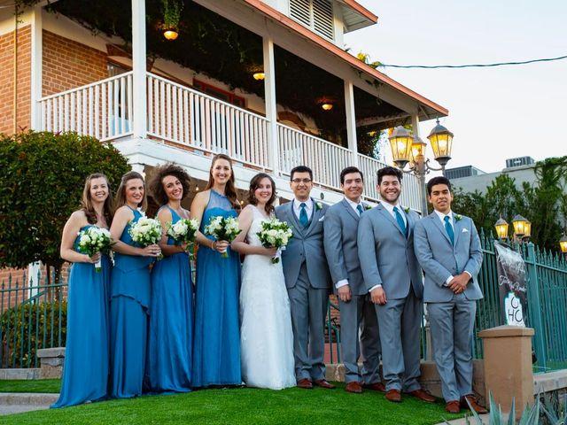 Emily and Jason's Wedding in Tucson, Arizona 23