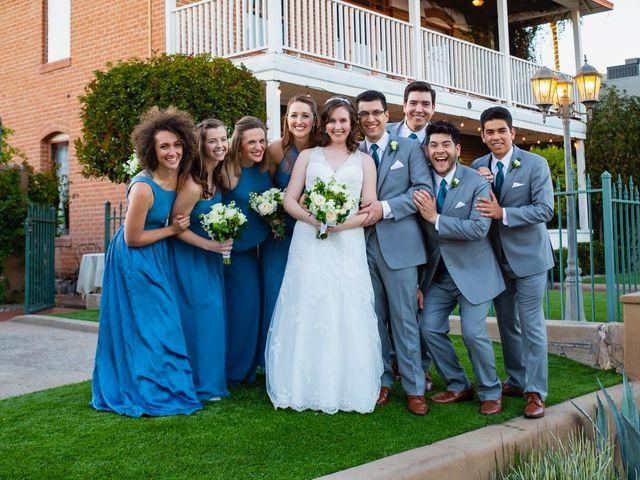 Emily and Jason's Wedding in Tucson, Arizona 24