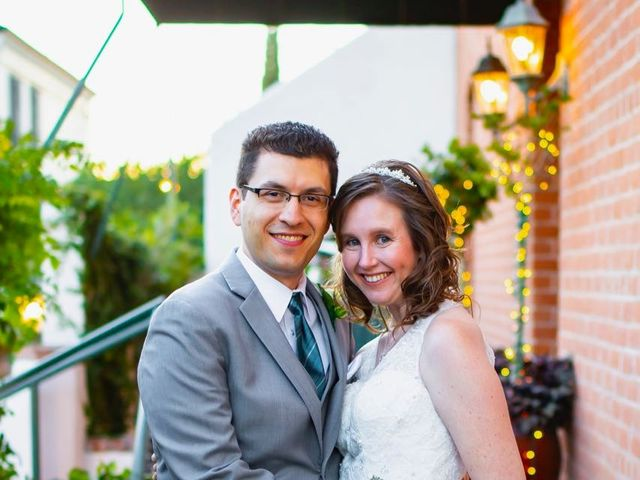 Emily and Jason's Wedding in Tucson, Arizona 27
