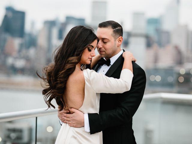 John and Amanda's Wedding in New York, New York 1