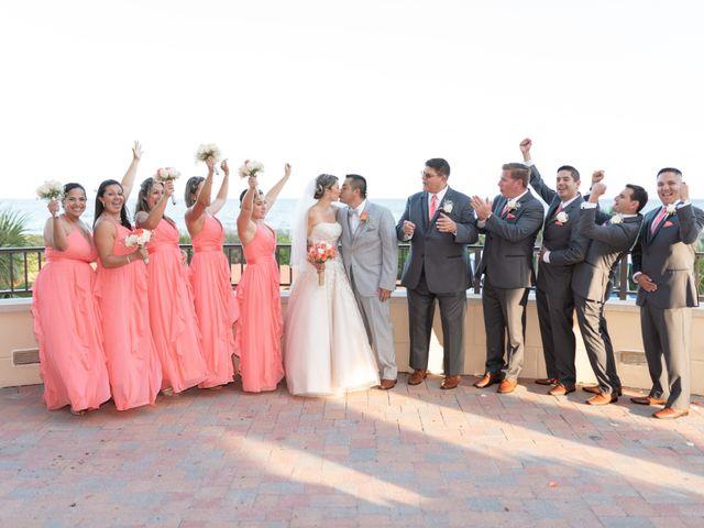 Camilo and Natalia's Wedding in Myrtle Beach, South Carolina 45