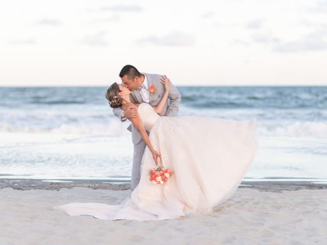 Camilo and Natalia's Wedding in Myrtle Beach, South Carolina 62