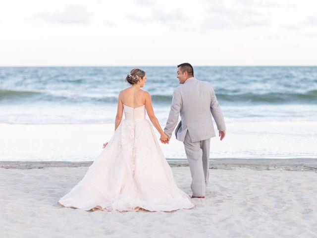 Camilo and Natalia's Wedding in Myrtle Beach, South Carolina 65