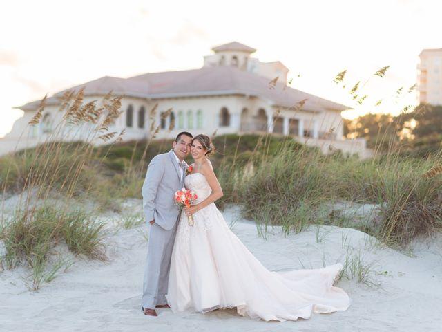 Camilo and Natalia's Wedding in Myrtle Beach, South Carolina 69