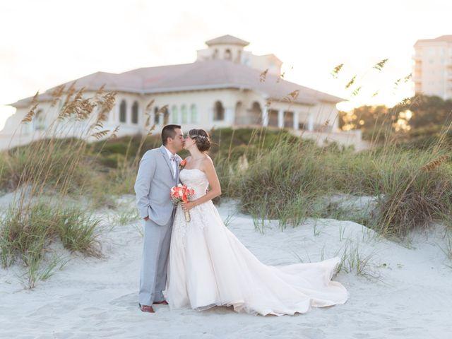 Camilo and Natalia's Wedding in Myrtle Beach, South Carolina 70
