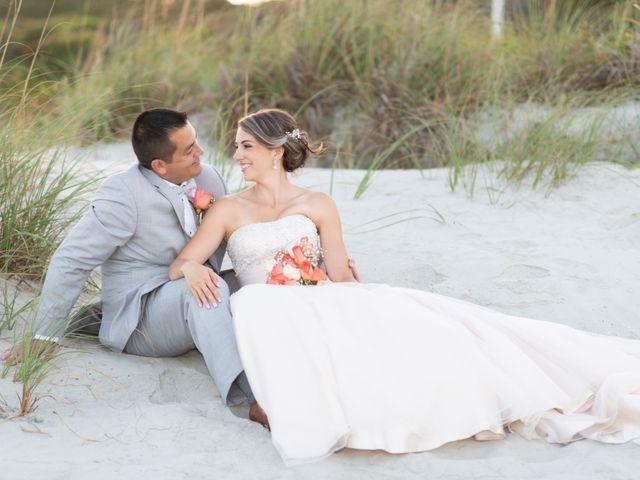 Camilo and Natalia's Wedding in Myrtle Beach, South Carolina 71