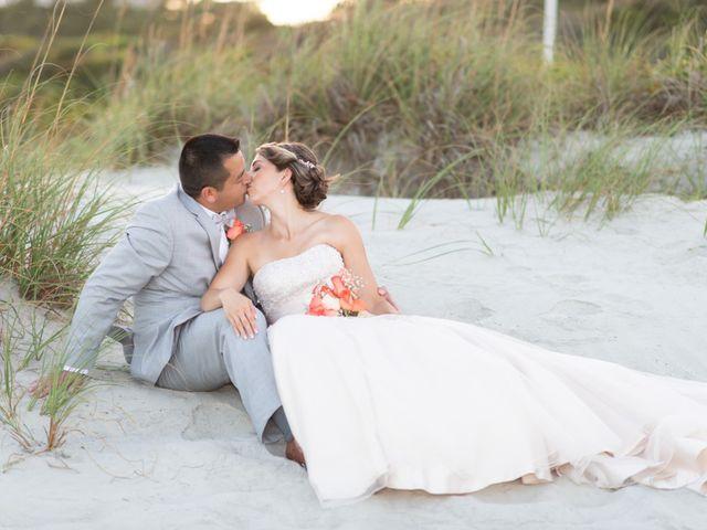 Camilo and Natalia's Wedding in Myrtle Beach, South Carolina 72