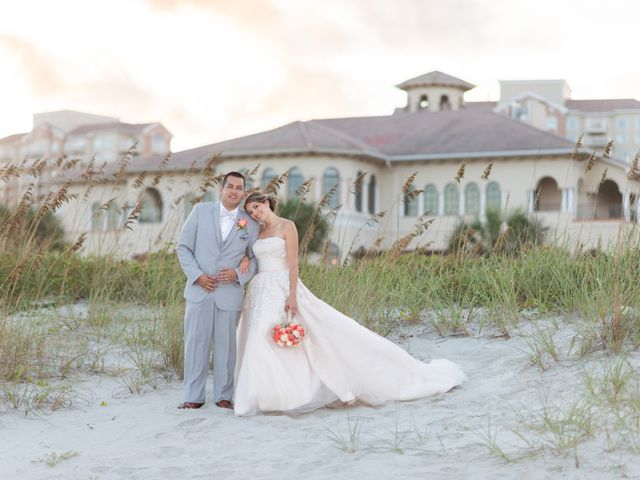 Camilo and Natalia's Wedding in Myrtle Beach, South Carolina 73
