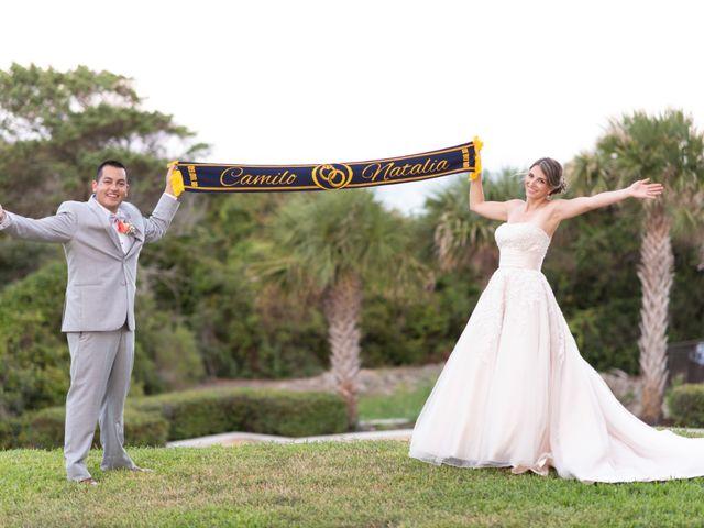 Camilo and Natalia's Wedding in Myrtle Beach, South Carolina 76