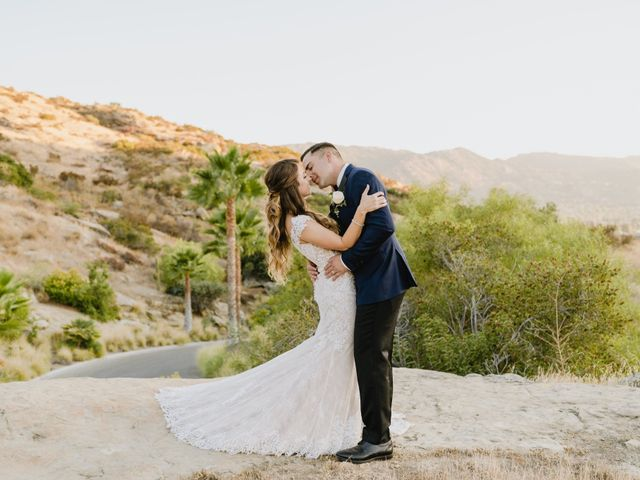 The wedding of Victoria and Christopher