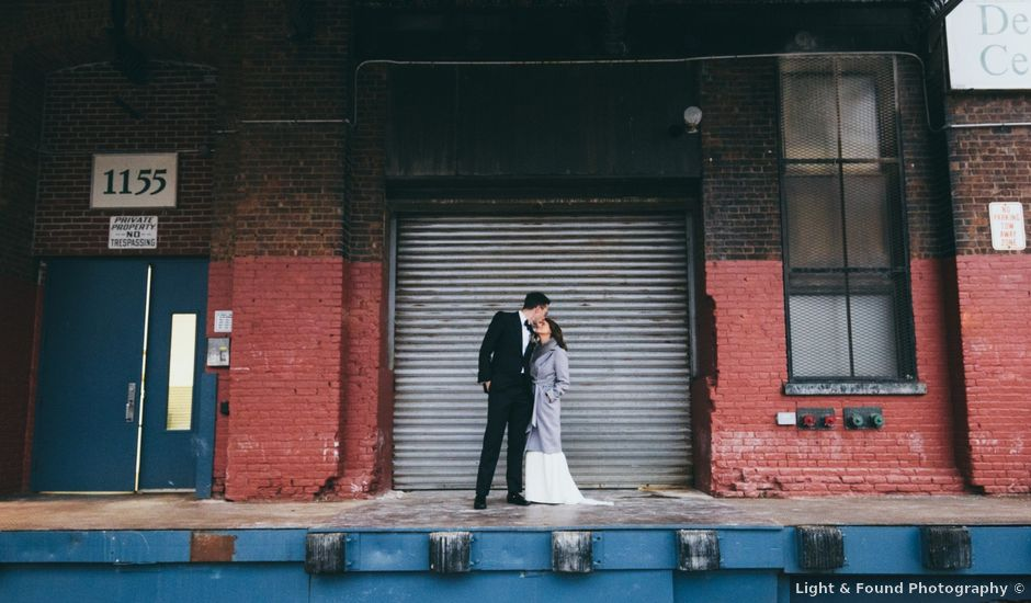 Ken and Jessy's Wedding in Brooklyn, New York