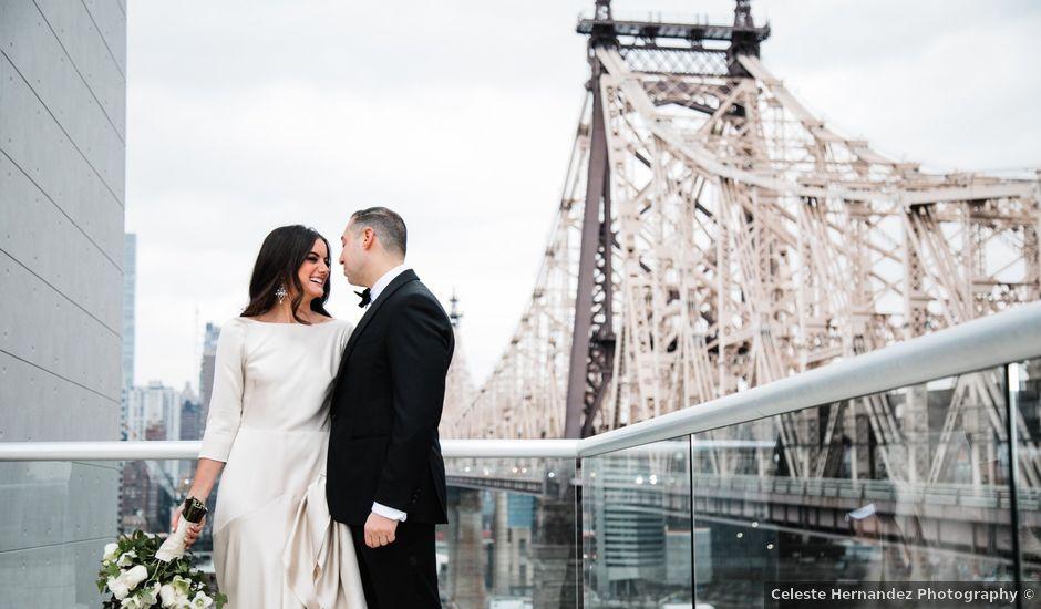John and Amanda's Wedding in New York, New York