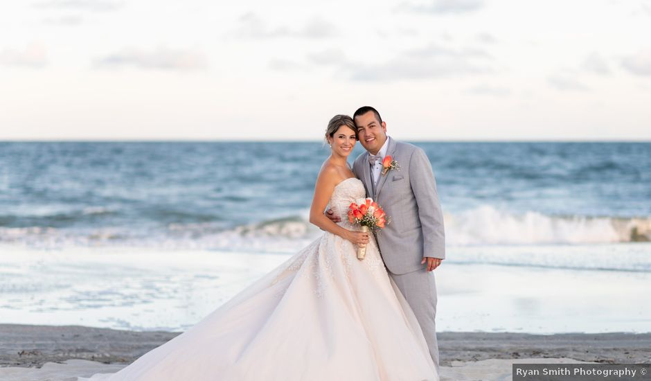 Camilo and Natalia's Wedding in Myrtle Beach, South Carolina