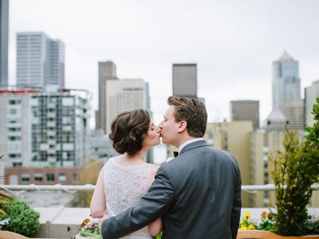 Ursula and Chris's Wedding in Seattle, Washington 4