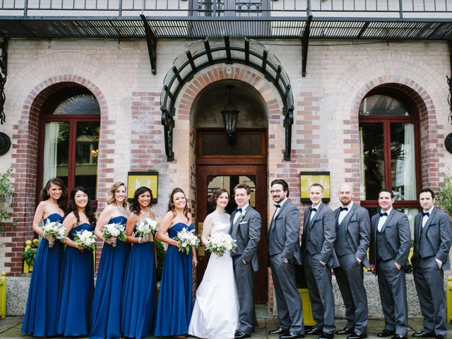 Ursula and Chris's Wedding in Seattle, Washington 7