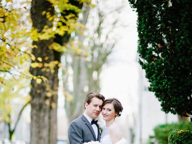 Ursula and Chris's Wedding in Seattle, Washington 13