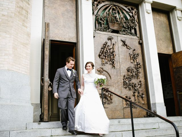 Ursula and Chris's Wedding in Seattle, Washington 12