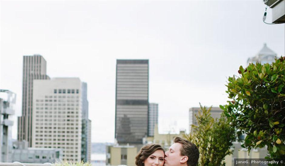 Ursula and Chris's Wedding in Seattle, Washington
