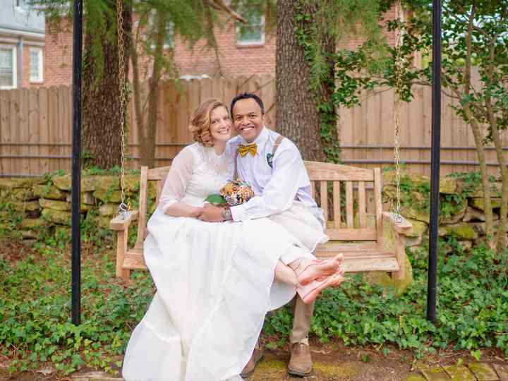 The wedding of Hanna and Sendil