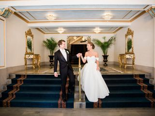 The wedding of Stefanie and Kevin 1