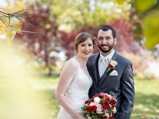 The wedding of Jordan and Thomas