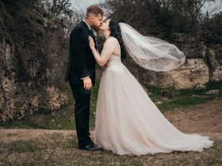 The wedding of Brandi and Joseph 1