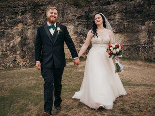 The wedding of Brandi and Joseph 3
