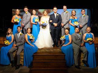 The wedding of Mason and Landry 2