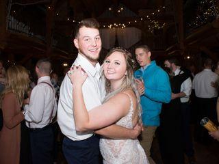 The wedding of David and Katlyn 1