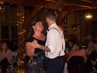 The wedding of David and Katlyn 2