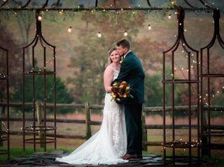 The wedding of David and Katlyn