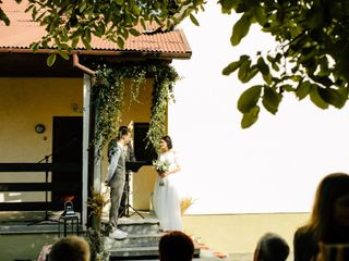 The wedding of Sia and Mark 3